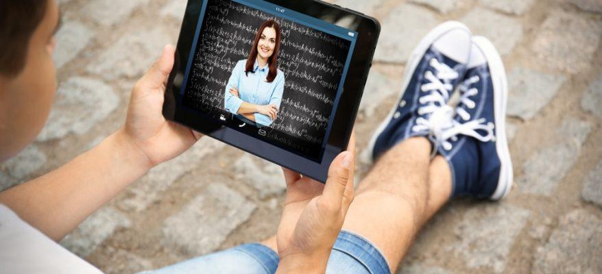 come impostare una lezione online
