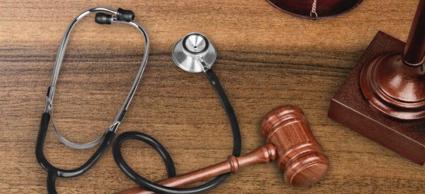 legge e medicina collaborano per l'accertamento del danno alla persona