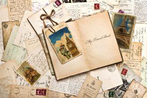 pagina di diario personale
