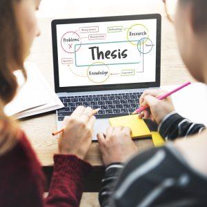 come strutturare la tesi di laurea