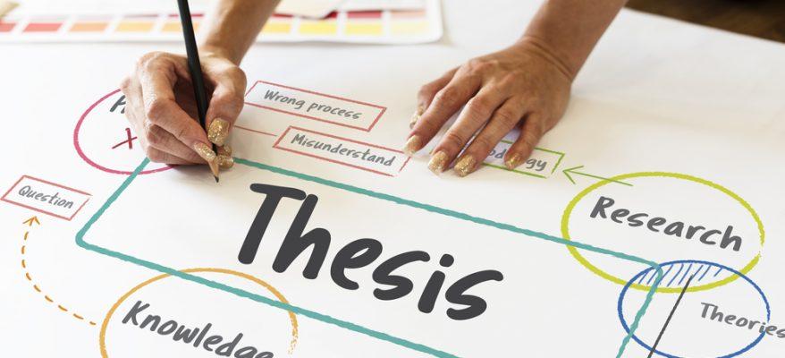 struttura tesi di laurea
