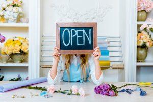 aprire un'attività