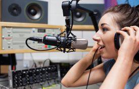 come lavorare in radio